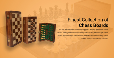Chess Manufacturers in India | Buy Luxury Chess Boards , Chess Pieces