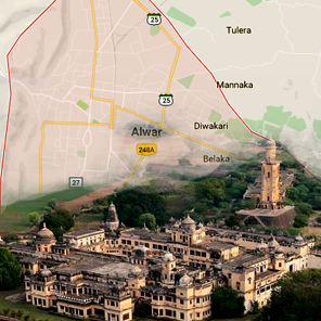 Alwar History and Its Important Events at Mintage World  - 1