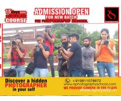 photographer institute in west delhi