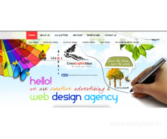 Web Development Company in Jaipur - Cross Graphic Ideas