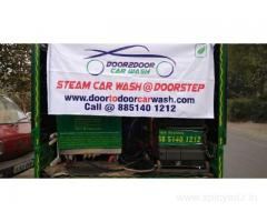 door2door Car Wash [dot] Com at Delhi