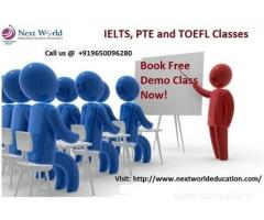 Next World Education - Best IELTS, TOEFL and PTE Coaching in Delhi