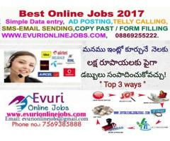 Unlimited Data Entry Jobs Worldwide