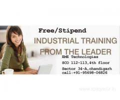 Php industrial trianing in Mohali