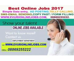 Data Entry Typists Required For Immediate Start