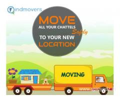 Vadodara Packers and Movers Compare Charges - Findmovers.in