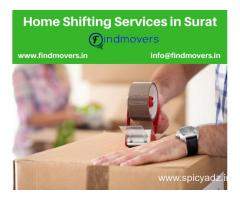 Cheap Packers and Movers Surat Compare Cost | Findmovers.in