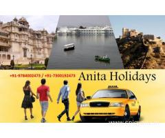 Taxi Provider in Udaipur Tourist