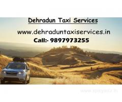 Dehradun Taxi Service, Taxi Services in Uttarakhand