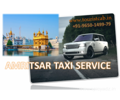 Online Taxi Booking in Amritsar | Local Taxi Service in Amritsar