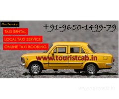 Book Online Taxi Service | Local Taxi Services India