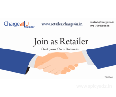 Retailer mobile recharge-charge4u