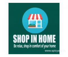 Shop in home, Product and service Marketplace