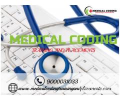 medical coding placements
