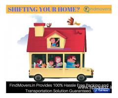 Cheap Home Shifting Services in Delhi NCR - FindMovers
