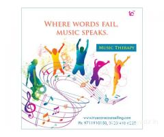 Counselling For Music Therapy Delhi 9711910150