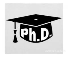 Why Should you Choose PhD Course?