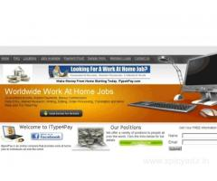 Legitimate Home Based Jobs Start Making Money Today(5183)