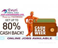 Extra source of income through online