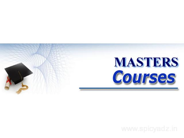 Why should you choose M.Sc. Course?