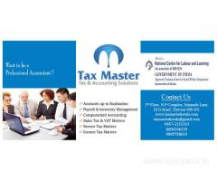GST practitioner course in Thrissur, Kerala - TAX MASTER - 0487-2333163