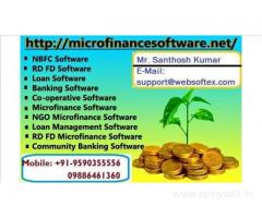 Fully functioning NBFC software India