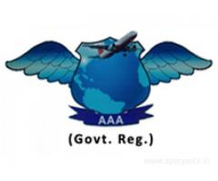 Professional Aviation Academy training, jobs in India Airwing Aviation Academy