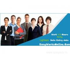 Earn Rs.1000/- to Rs.1500/- from mobile or laptop or desktop  - 83000-60505