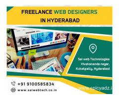 Freelance web designers in hyderabad