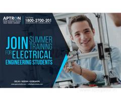 Summer training for Electrical Engineering Students