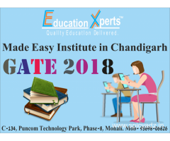 Made Easy Institute in Chandigarh