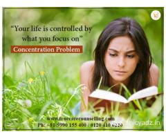 Concentration Problems in Noida and Delhi NCR | +91-9990155400