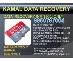 DATA RECOVERY FROM MEMORY CARD IN KARNAL 8950797004