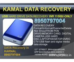 DATA RECOVERY FROM REMOVABLE MEDIA IN KARNAL 8950797004