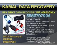 DATA RECOVERY FROM PEN DRIVE IN KARNAL 8950797004