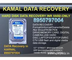 Data Recovery Near Asandh 8950797004