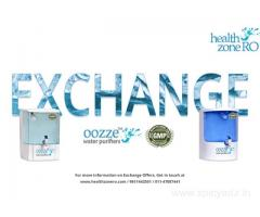 RO Water Purifier Exchange Offer