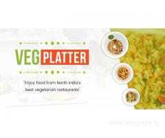 Order food Online In Karnal And Panipat - Veg Platter