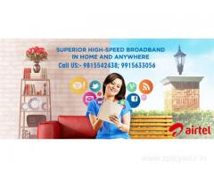 Airtel Broadband Plans Chandigarh Mohali