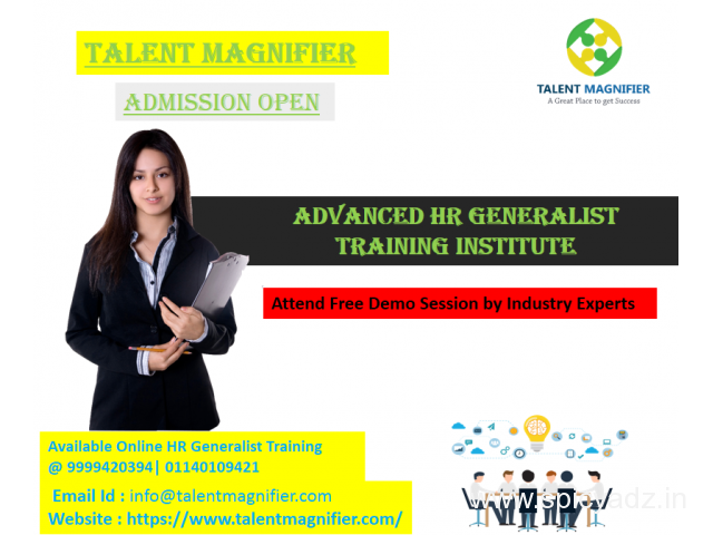 best human resource certification training courses in delhi ncr new