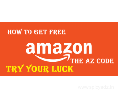 The AZ Code - Get Free The Amazon Code ! Try Your Luck