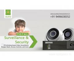 CCTV - Aura Business Solutions - Thiruvalla - Chengannur - Adoor