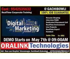 Real Time Corporate Training Institute in Hyderabad