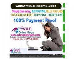 Online Jobs,Part time Jobs,Home Based Jobs to earn extra