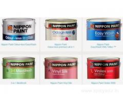 VS Online Shopping - Nippon Paints Interior & Exterior Product for Sales