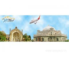 Outstation Cab Booking | Book Taxi in India