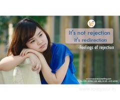 Counselling for Feelings Of Rejection in Noida and Delhi NCR | +91-9990155400