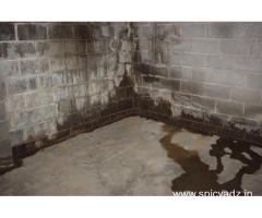VS Waterproofing Contractors - Fix a Wet Basement | Water Seepage Through Foundation