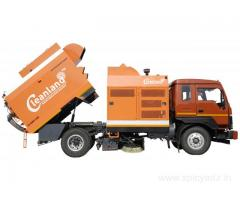 Best Truck Mounted Road Sweeper Machine