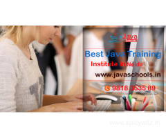Java Training Institute in Noida | Java Schools